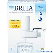 Pur Faucet Filter Replacement by Brita On Tap Faucet Mount Drinking Water Filter System Kitchen