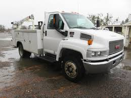 100 Gmc C4500 Truck 2002 GMC Service BidCal Inc Live Online Auctions