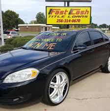 Fast Cash Title Loans - Loan Service - Muscle Shoals, Alabama ...