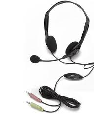 Andrea Headsets AND NC125VM PC Microphone Stereo Headset