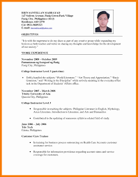 Simple Resume Examples For Filipino Beautiful Photos Child ... Child Care Resume Samples Examples Sample Healthcare Teacher Indukresume Childcare Yyjiazhengcom Objectives Daycare Worker Top Statement Cover Letter Free Download For Music Valid 25 New Template 2017 Junior Java Developer Child Care Resume 650841 Examples Of Childcare Rumes Diabkaptbandco Experience Communication Seven Fantastic Of This Information