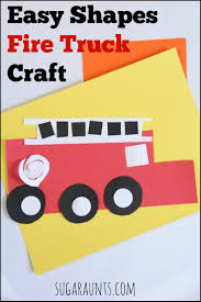 Fire Truck Craft Easy Shapes | Pinterest | Fire Truck Craft, Truck ... Inch Of Creativity The Day After 10 Best Firefighter Theme Preschool Acvities Mommy Is My Teacher Fire Truck Cross Stitch Pattern Digital File Instant Wagon Crafts Pinterest Trucks And Craft Bedroom Bunk Bed For Inspiring Unique Design Ideas Black And White Clipart Box Play Learn Every Sweet Lovely Crafts Footprint Fire Free Download Best In Love With Paper Shaped Card Truck