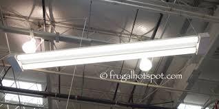 Costco Sale Feit Electric 4 Ft LED Shop Light $19 99