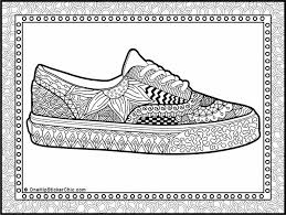 Zentangle Jogger Adult Coloring PagesColouring