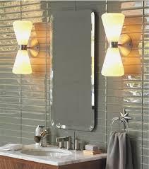 mid century modern bathroom lighting bath and bathroom