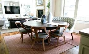 Dining Table With Settee Dinning Room Set Sofas Settees Small