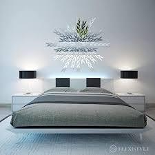 dekorativer spiegel lavender 120cm modernes design