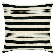 Oversized Throw Pillows Cheap by Bedroom Magnificent Striped Throw Pillows Gray And White Throw