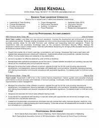 Resume Examples Leadership Skills ResumeExamples