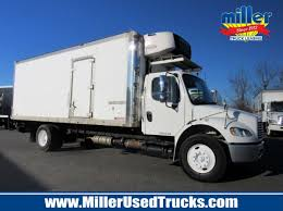 100 Miller Trucking 2014 FREIGHTLINER M2106 REEFER TRUCK FOR SALE 3370