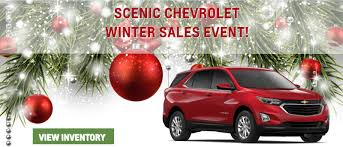 West Union New And Used Chevrolet Dealership - Scenic Chevrolet