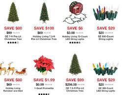 Ge Pre Lit Christmas Tree Customer Service by Lowe U0027s Black Friday Ad Deals 2017 Funtober