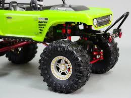 100 Rc Truck Wheels RC 110 22 ROCK CRAWLER Aluminum BEADLOCK Rims W