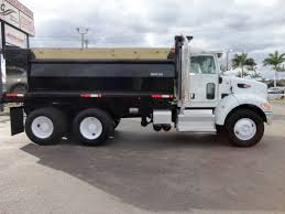 2014 Used Peterbilt 348 15FT DUMP TRUCK..TANDEM AXLE At Tri Leasing ...