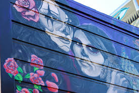 Balmy Alley Murals Mission District by Bay Area Arts Catching Up With My San Francisco Chronicle Block