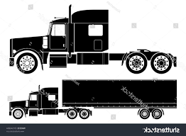 100 Best Semi Truck Stock Vector American Photos