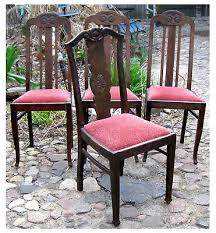 4 alte flämische stühle stuhl esszimmer eiche