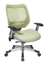 Office Star Chairs Amazon by Amazon Com Space Seating Revv Self Adjusting Spaceflex Ice