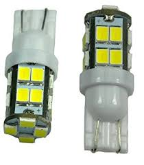 2pcs 20 smd t10 12v light led replacement bulbs
