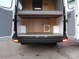 Mercedes Sprinter Volkswagen Crafter Sports Home Motor