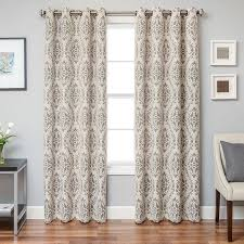 108 Inch Blackout Curtains White by 33 Best White And Gray Window Curtains Images On Pinterest
