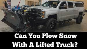 100 Truck With Snow Plow Drop Brackets For Western Ex S YouTube