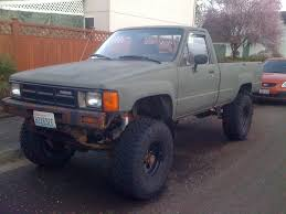 100 Older Toyota Trucks For Sale 4X4 Old 4x4