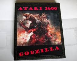 Halloween Atari 2600 Reproduction by Etsy Your Place To Buy And Sell All Things Handmade