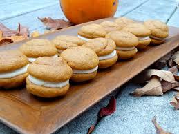 Pumpkin Whoopie Pie Recipe Spice Cake by Pumpkin Whoopie Pies The Dessert Chronicles
