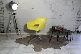 esszimmerstühle italienisches design büffelleder
