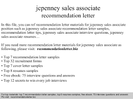 Interview Questions And Answers Free Download Pdf Ppt File Jcpenney Sales Associate Recommendation