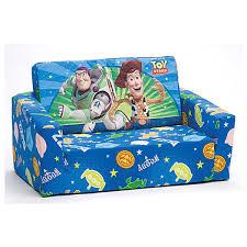 Kids Flip Open Sofa by Toy Story Kids Flip Out Sofa Big W