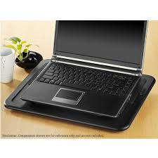 cooler master notepal lapair laptop lap desk with pillow cushion