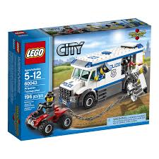 Construction Toy Lego City Police Prisoner Transporter For 5 To 12 ... Custom Lego City Animal Control Truck By Projectkitt On Deviantart Gudi Police Series Car Assemble Diy Building Block Lego City Mobile Police Unit Tractors For Bradley Pinterest Buy 1484 From Flipkart Bechdoin Patrol Car Brick Enlighten 126 Stop Brickset Set Guide And Database Here Is How To Make A 23 Steps With Pictures 911 Enforcer Orion Pax Vehicles Lego Gallery Swat Command Vehicle Model Bricks Toys Set No 60043 Blue Orange Tow Trouble 60137 Cwjoost