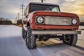 100 Scout Truck Classic Patina Modern 44 New Legend Runner GearJunkie