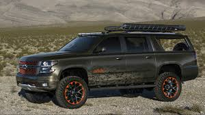 Chevrolet Unveils Country Music Star Inspired Suburban – WHEELS.ca