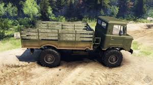 GAZ-66 Truck : For Spin Tires Gaz63 Wikipedia Russian Army Truck Gaz66 Gaz53 V30 Modailt Farming Simulatoreuro Truck Simulator 1950s The Was Built By The Gorky Auto Flickr 135 Gaz Aaa Soviet Wwii Gazmm Filegaz66 In Military Service Used As A Ace Model French Generator Gazifier 35t Ahn Gaz 66 Tactical Revell 03051 Scale Series V130118 Spintires Mudrunner Mod Bolt Action Review Warlord Lorry Wwpd Wargames Board 73309 Wikiwand