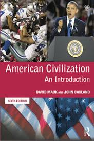 Routledge Exam Copy Request by American Civilization