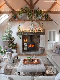 Rustic And Welcoming On A Cold Frosty Day