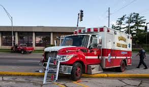 Ambulance Crashes En Route To Shooting - Fire Apparatus Fire Truck Shirt Fighter Birthday Party Tee For Home Page Hme Inc American Truck Garage Amino Safe Industries Fes Equipment Services Faraday On Taking A Military Off Road Dirt Every Day Ep 11 Youtube Touch Eastern Medina Thepostnewspaperscom Winter Park Firerescue Department The Littler Engine That Could Make Cities Safer Wired Who Makes Trucks Famous 2018 Emergency Vehicles Sales Pierce Dealer Why Are Dalmatians The Official Firehouse Dogs