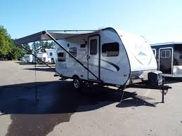 2015 Coachmen Apex 18 Ft Bunk House Single Axle Camp Trailer