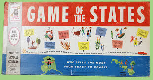 Games Of States