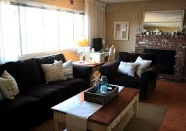 22 Best Black Living Room Furniture Images On Pinterest For Chair