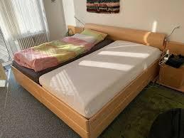 hülsta schlafzimmer bett schrank kommoden nachttische