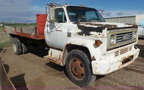 100 Chevy Dump Trucks 1975 Chevrolet C60 Dump Truck Item L2159 SOLD June 7 Go