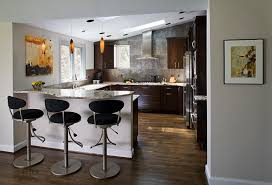 Kitchen Family Room Dining Laundry Wet Bar And Art