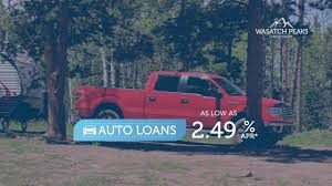 Wasatch Peaks Credit Union - 1.99% Auto Loan 4 Smart Ways You Can Finance Your New Truck Rig Savvy Trucking Truck Finance 360 Oil And Gas Industry Fancing Lenders Usa We Find The Best Deal For You Commercial Point Loan Rate Special Equipment Services Bizcarloanscomau Compare Business Vehicle Heavy Duty Australia