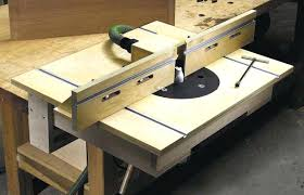 Diy Wood Workbench 3 Free Router Table Plans Perfect For Any Purpose You Can Build A