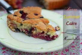 dessert aux fruits d ete gateau aux fruits rouges berry summer cake amour de cuisine