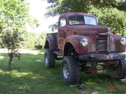 100 Mud Truck Video 1967 International IH 1100 Pickup Very Nice 266 V8